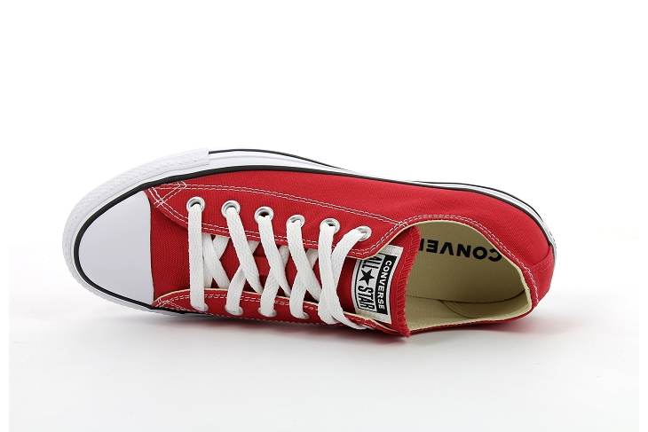 Converse toiles core ox rouge1634310_5