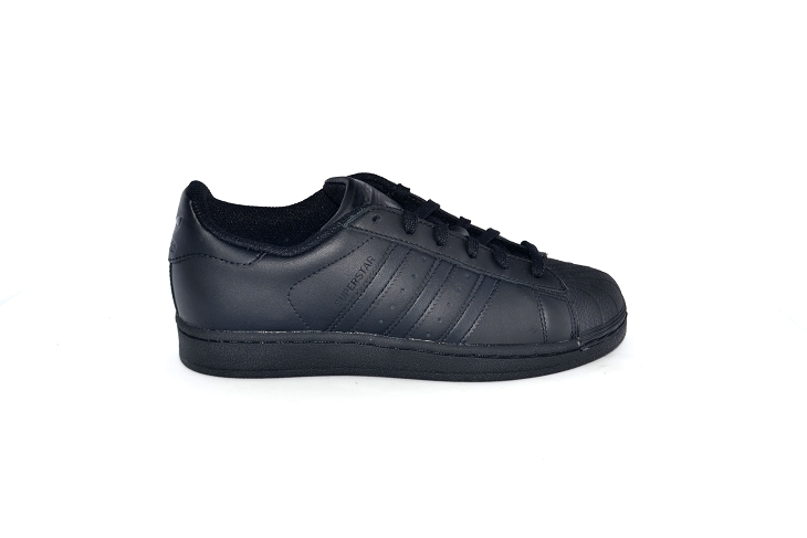 Adidas sneakers superstar j noir