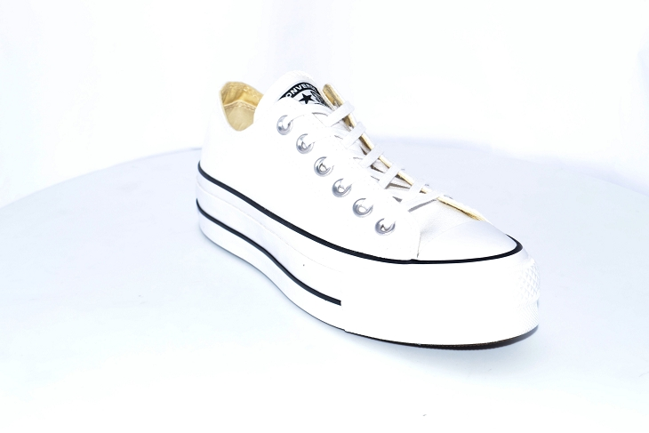 Converse sneakers ctas lift ox blanc1687801_2