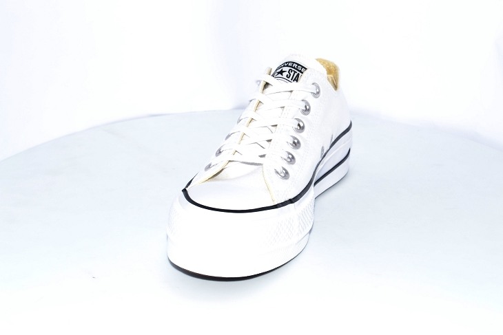 Converse sneakers ctas lift ox blanc1687801_3