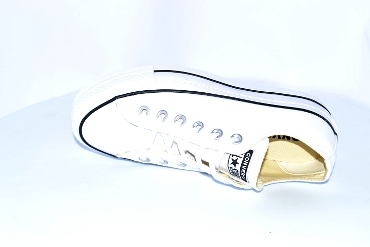Converse sneakers ctas lift ox blanc1687801_5