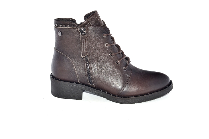 Carmela bottines 66968 marron