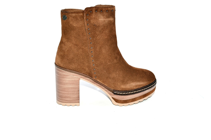 Carmela bottines 66937 camel