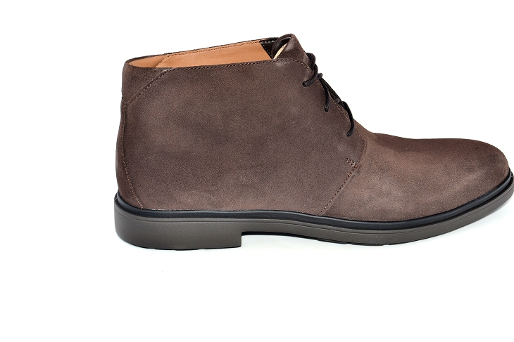 Clarks bottines un tailor mid marron