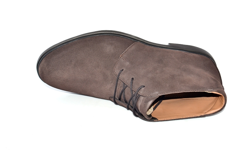 Clarks bottines un tailor mid marron1868701_5