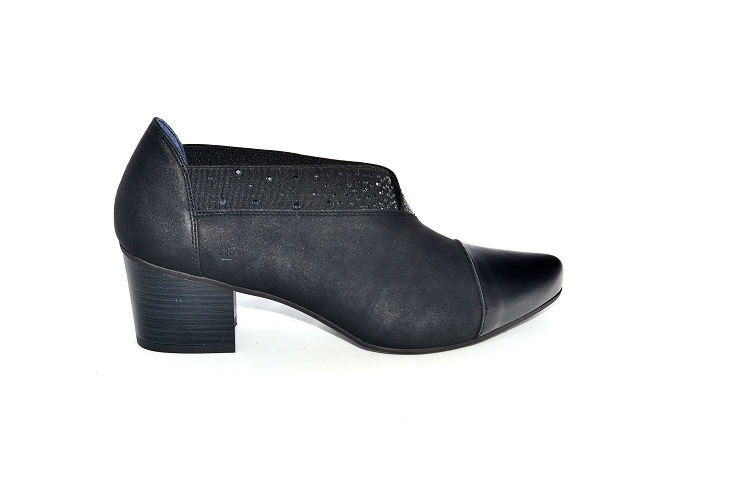 Dorking bottines 7659 noir