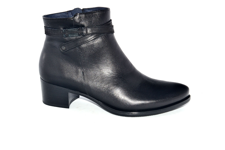 Dorking bottines 7637 noir