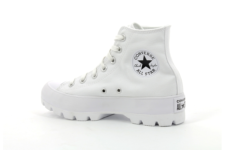 Converse toiles chuck taylor lugged blanc1935204_3