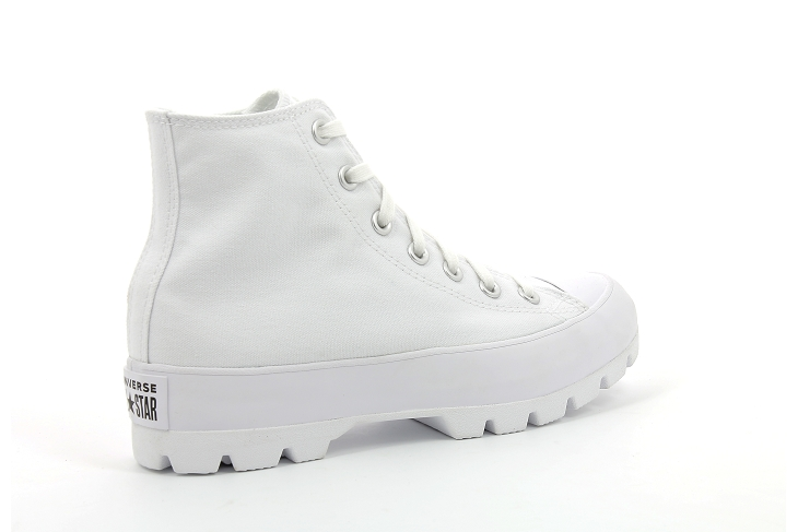 Converse toiles chuck taylor lugged blanc1935204_4