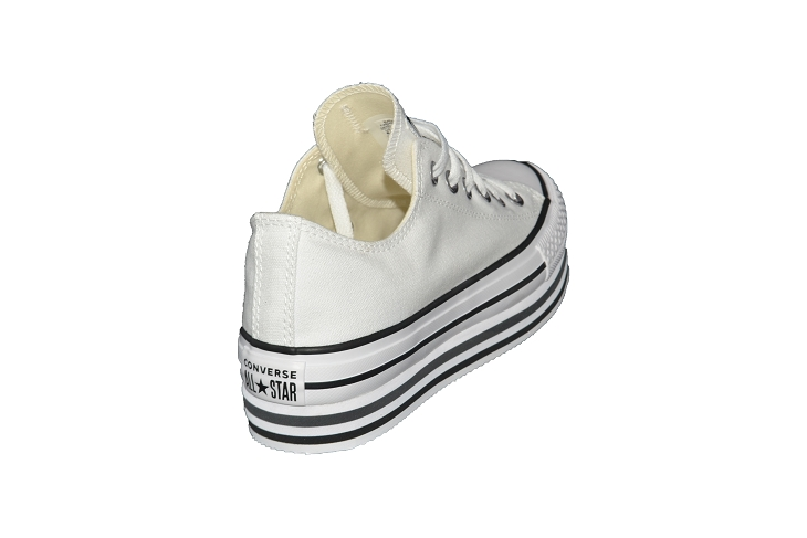 Converse toiles layer ox blanc1953902_4