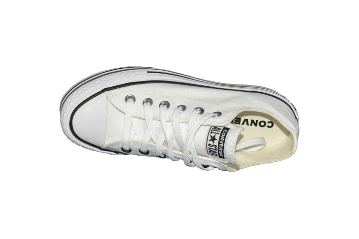 Converse toiles layer ox blanc1953902_5