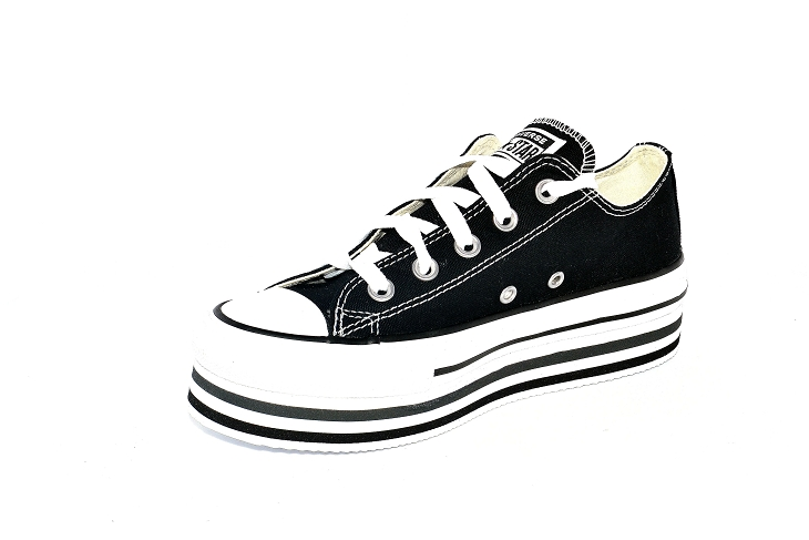 Converse toiles layer ox noir1953904_3