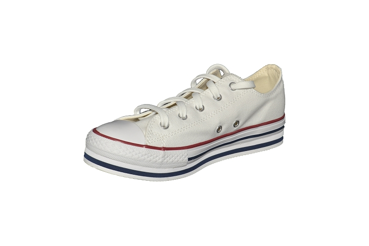 Converse toiles layer ox blanc1953905_3