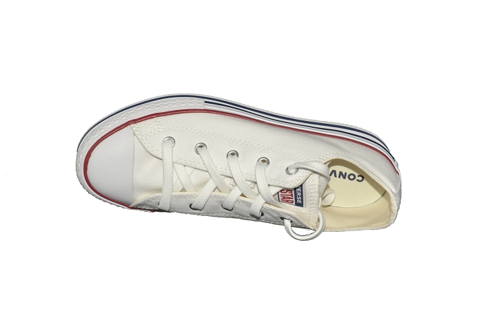 Converse toiles layer ox blanc1953905_4