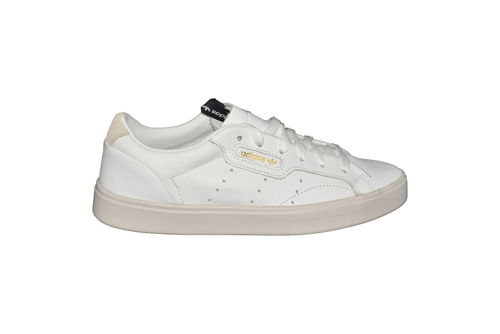 Adidas sneakers sleek w blanc