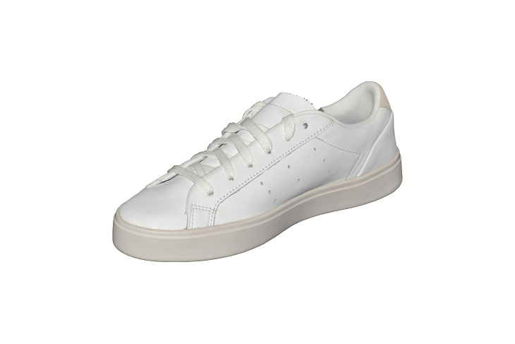 Adidas sneakers sleek w blanc1958801_3