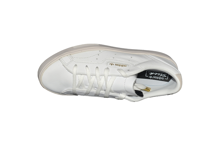 Adidas sneakers sleek w blanc1958801_5