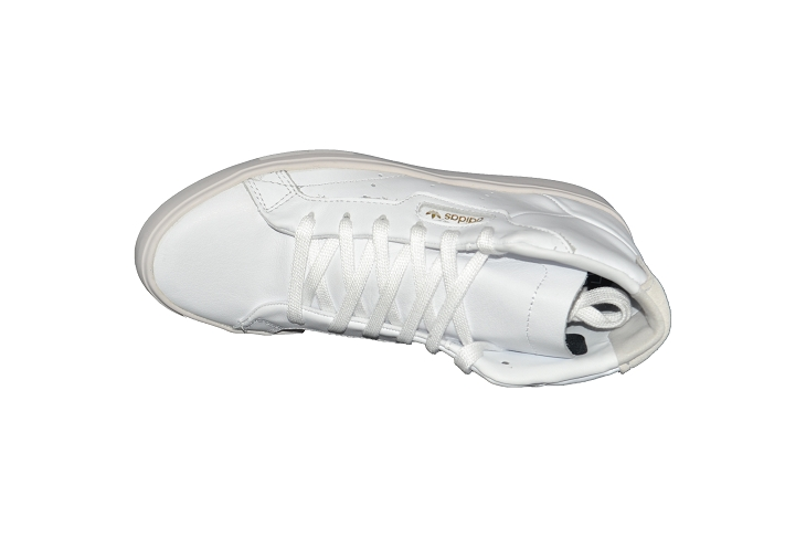 Adidas sneakers sleek w mid blanc1958901_5