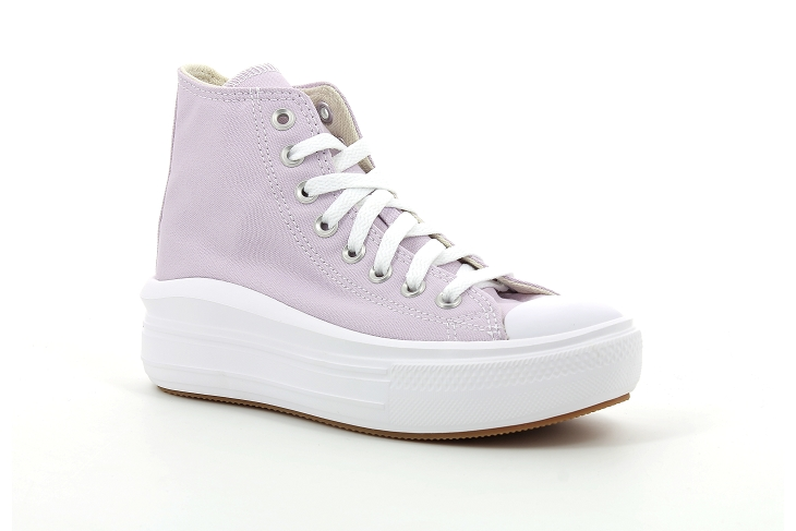 Converse sneakers ctas move hi rose