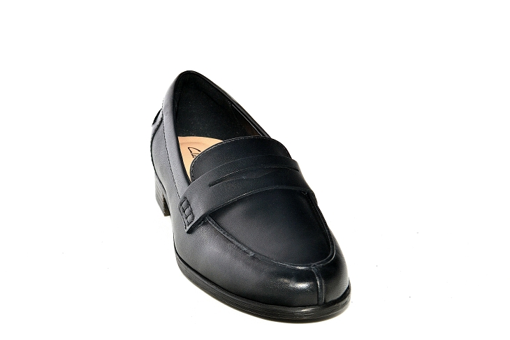 Clarks mocassins hamble loafer noir2025401_2