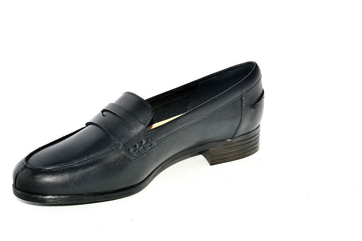 Clarks mocassins hamble loafer noir2025401_3
