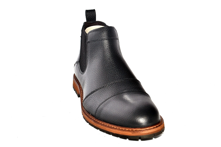 Bullboxer bottines 901k469 noir2044701_2