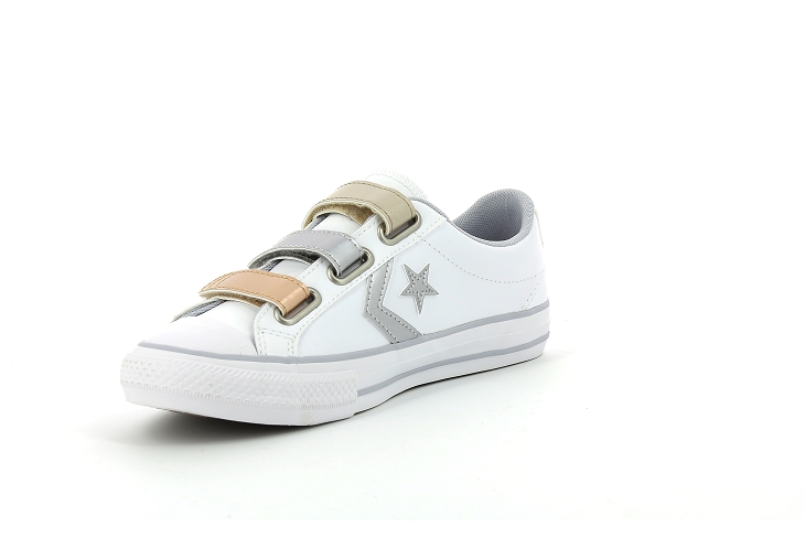 Converse toiles star player 3v blanc2084201_2