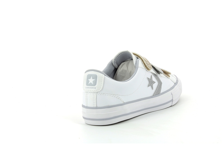 Converse toiles star player 3v blanc2084201_4