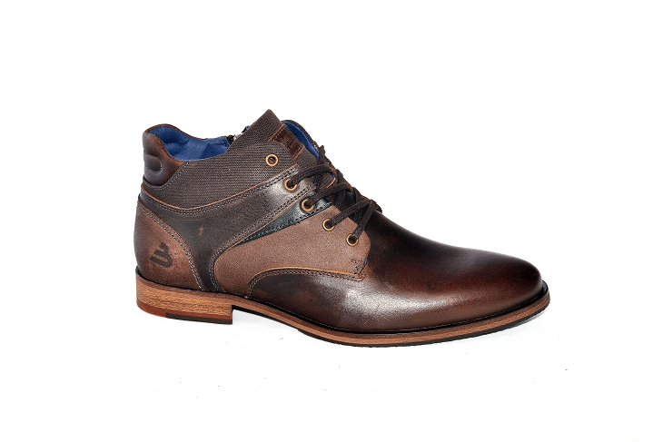 Bullboxer bottines 838k50672a cognac
