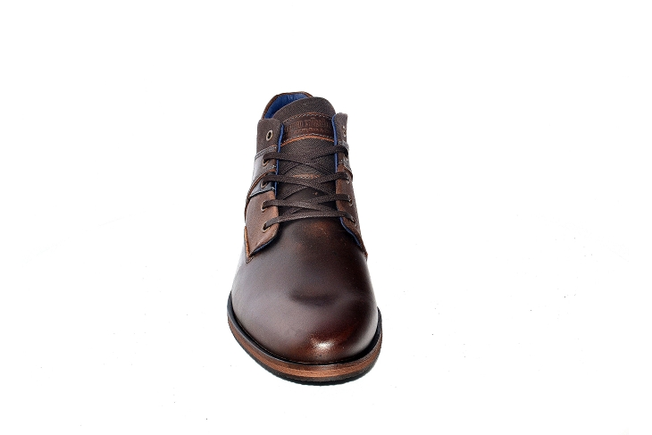 Bullboxer bottines 838k50672a cognac7015901_2