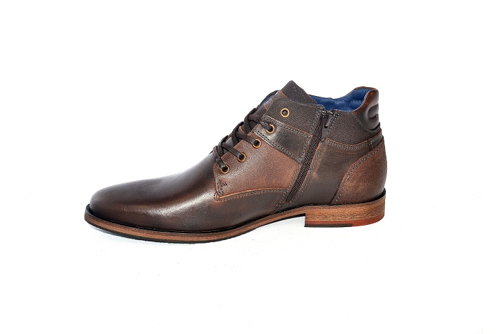 Bullboxer bottines 838k50672a cognac7015901_3