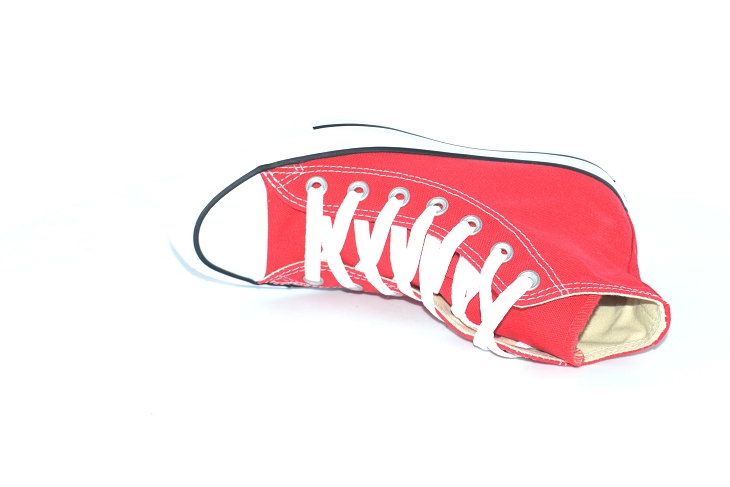 Converse toiles core hi rouge8081606_5