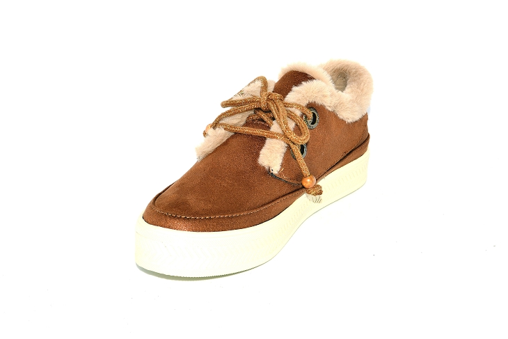 Armistice lacets sonar indian w fisher tan8086802_3