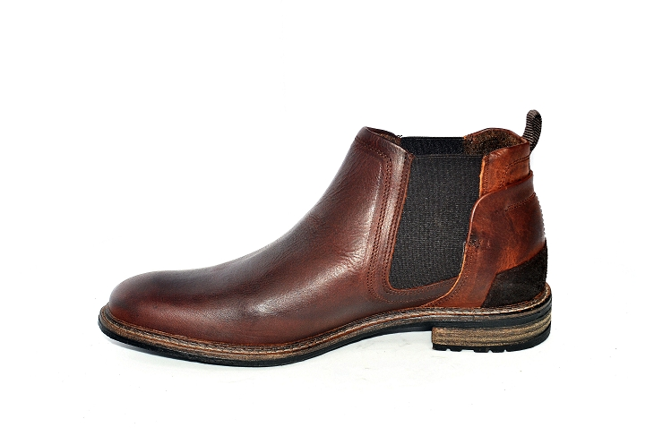 Bullboxer bottines b870k4 marron8093001_3