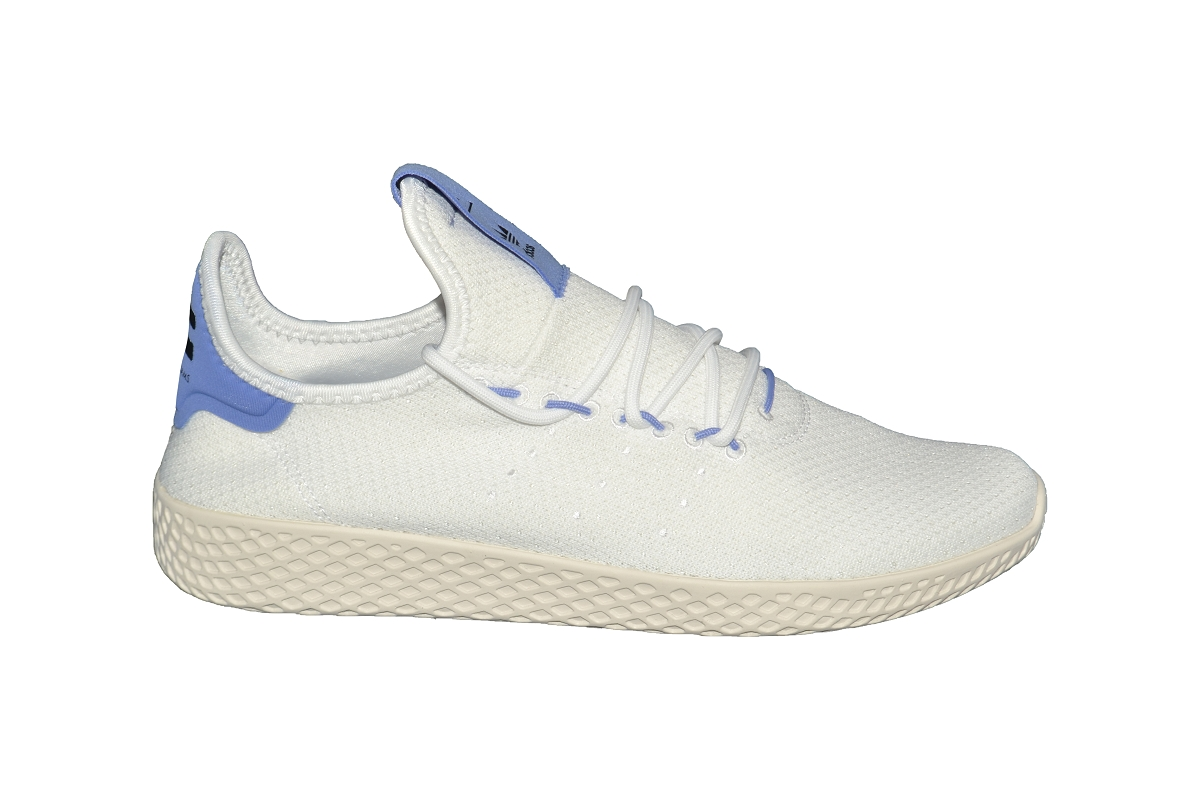 adidas blanche toile
