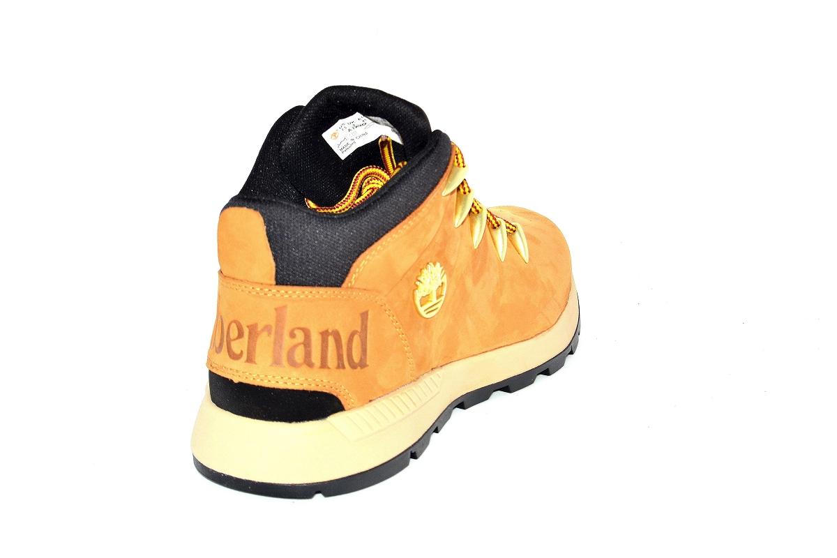 boots Timberland sprint trekker miel
